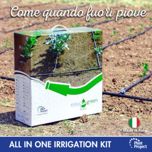 kit irrigazione orto all in one