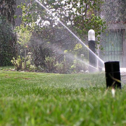 irrigazione a spruzzo