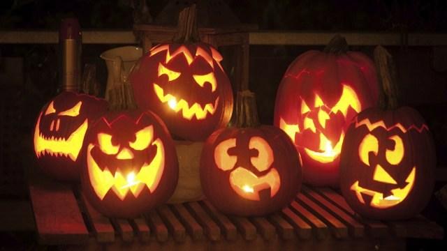 Zucche Di Halloween Terrificanti.Come Intagliare La Zucca Per Halloween Come Fare Orto