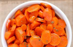 raccolto carote